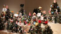 PAST EXHIBITION: Under the Big Top: Festival of Trees 2011