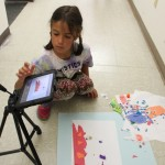 Using technology to CREATE...