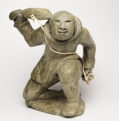 Sculpture from the Berkshire Collects Exhibit at the Berkshire Museum