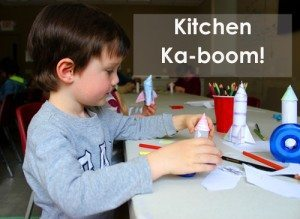 Kitchen Ka-Doom!