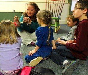 WeeMuse Parent/Child STEM Sessions