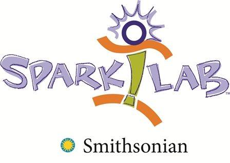 SparkLab Smithsonian Lockup.sm
