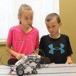 Robot Olympics (Vacation Camp)