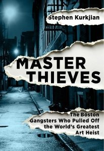 BeMuse Author Event: Master Thieves: The Boston Gangsters Who Pulled Off the World's Greatest Art Heist