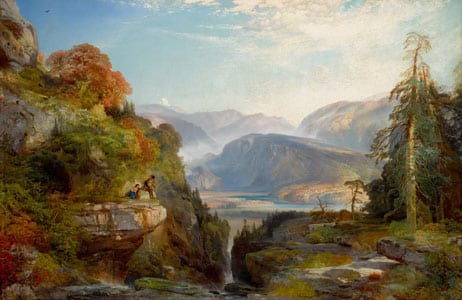 Thomas Moran, The Last Arrow