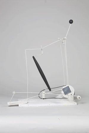 Alexander Calder, Dancing Torpedo Shape