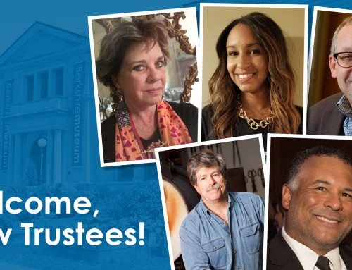Meet Our Newest Trustees