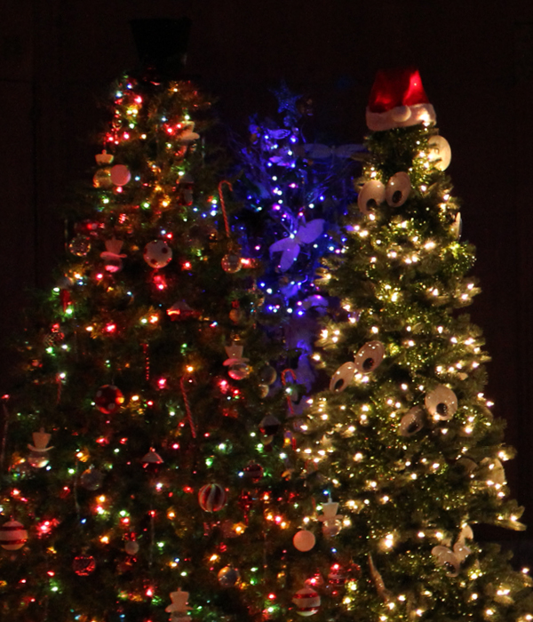 Festival of Trees 2019: Heroes @ Berkshire Museum