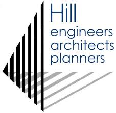 Hill engineers architects planners logo