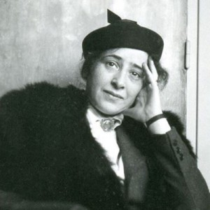 Hannah Arendt: For the Love of the World