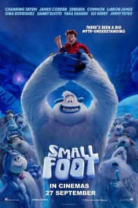 Sensory Friendly Screening: Smallfoot