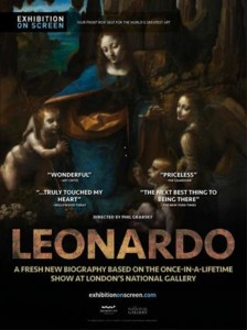 Exhibition on Screen: Leonardo from the National Gallery, London
