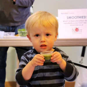 Week of the Young Child: Tasty Tuesday Farm to Table