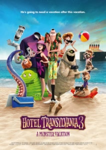 Sensory-Friendly Screening: Hotel Transylvania 3