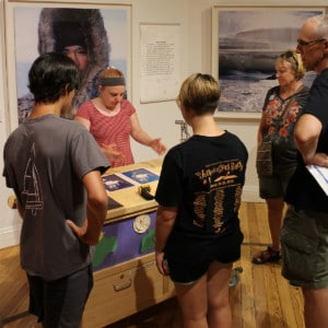 Drop-In Gallery Program: Exploring Our World
