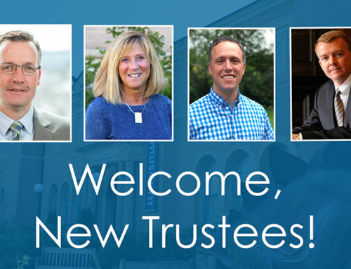 Welcome New Board Members!