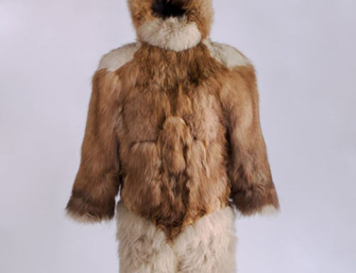 What's in the Basement? Episode 13: Matthew Henson's Fur Suit